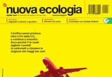 Copertina Nuova Ecologia marzo 2020