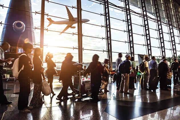 aeroporto immagine