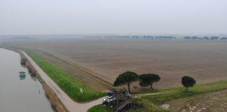 monitoraggio delta del Po