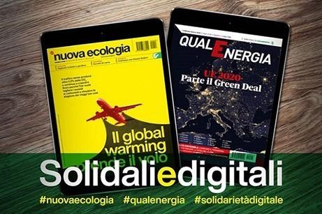 Aderiamo a Solidarietà digitale