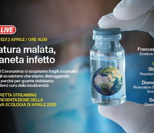 Natura malata, pianeta infetto_La Nuova Ecologia