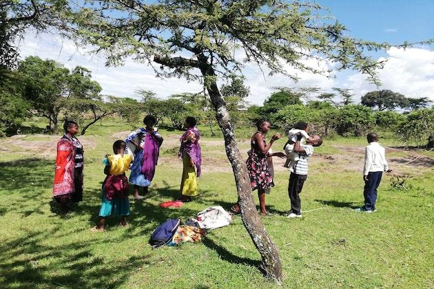 Legambiente volontariato Africa