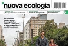 Copertina Nuova Ecologia giugno 2020