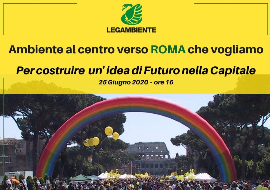 Manifesto Legambiente Roma
