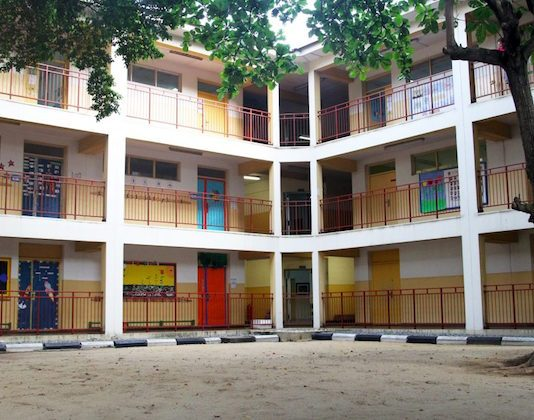 Legambiente premiata scuola di Lagos Nigeria
