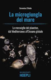 copertina de La microgiungla del mare, libro di Domenico D'Alelio