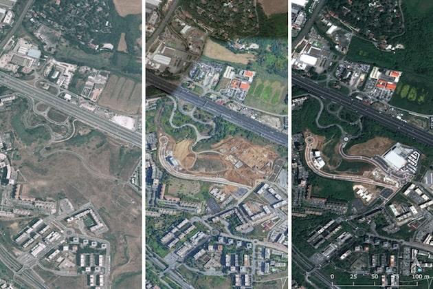 Consumo suolo Roma
