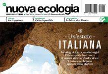 Copertina Nuova Ecologia luglio/agosto 2020