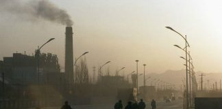 Cina emissioni Co2