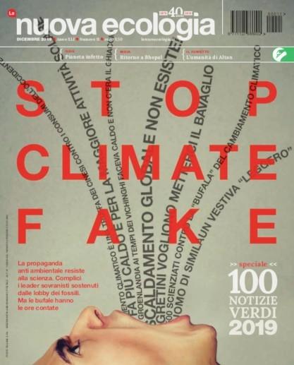 La Nuova Ecologia dicembre cover