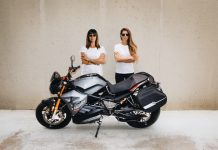 Girls Energica Tour