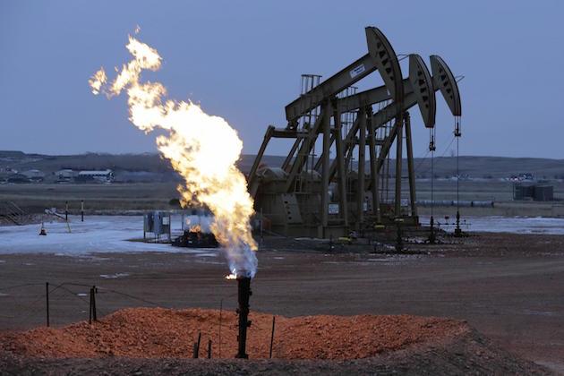 impianto estrazione petrolio