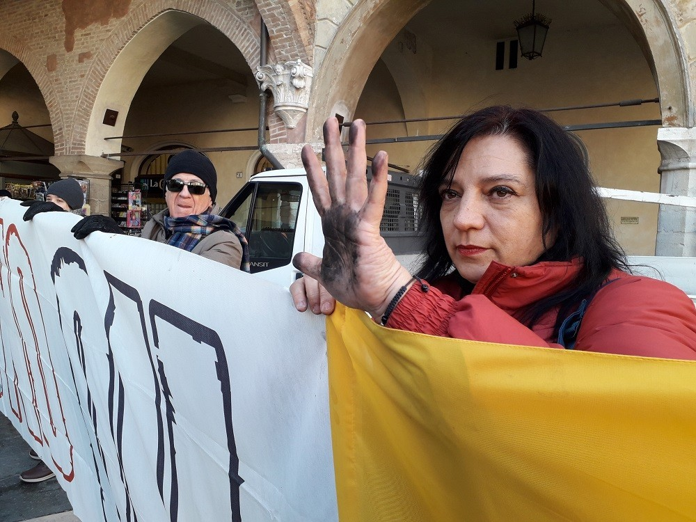 Blitz No oil a Ravenna