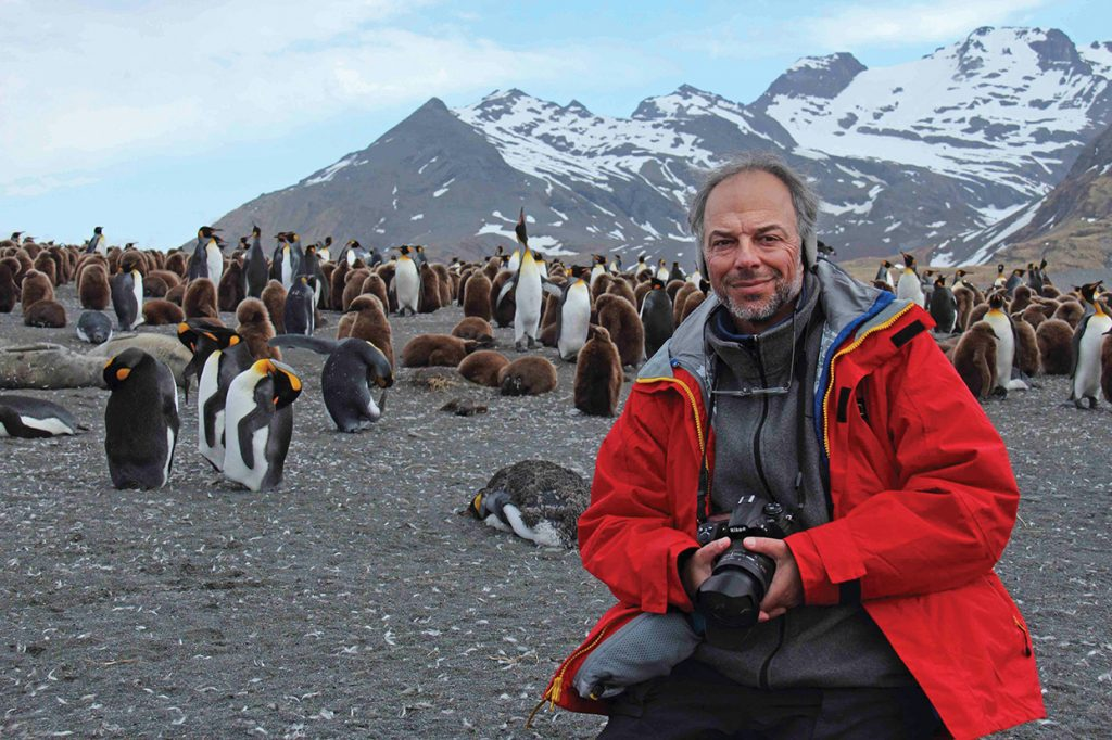 Carl Safina, biologo statunitense