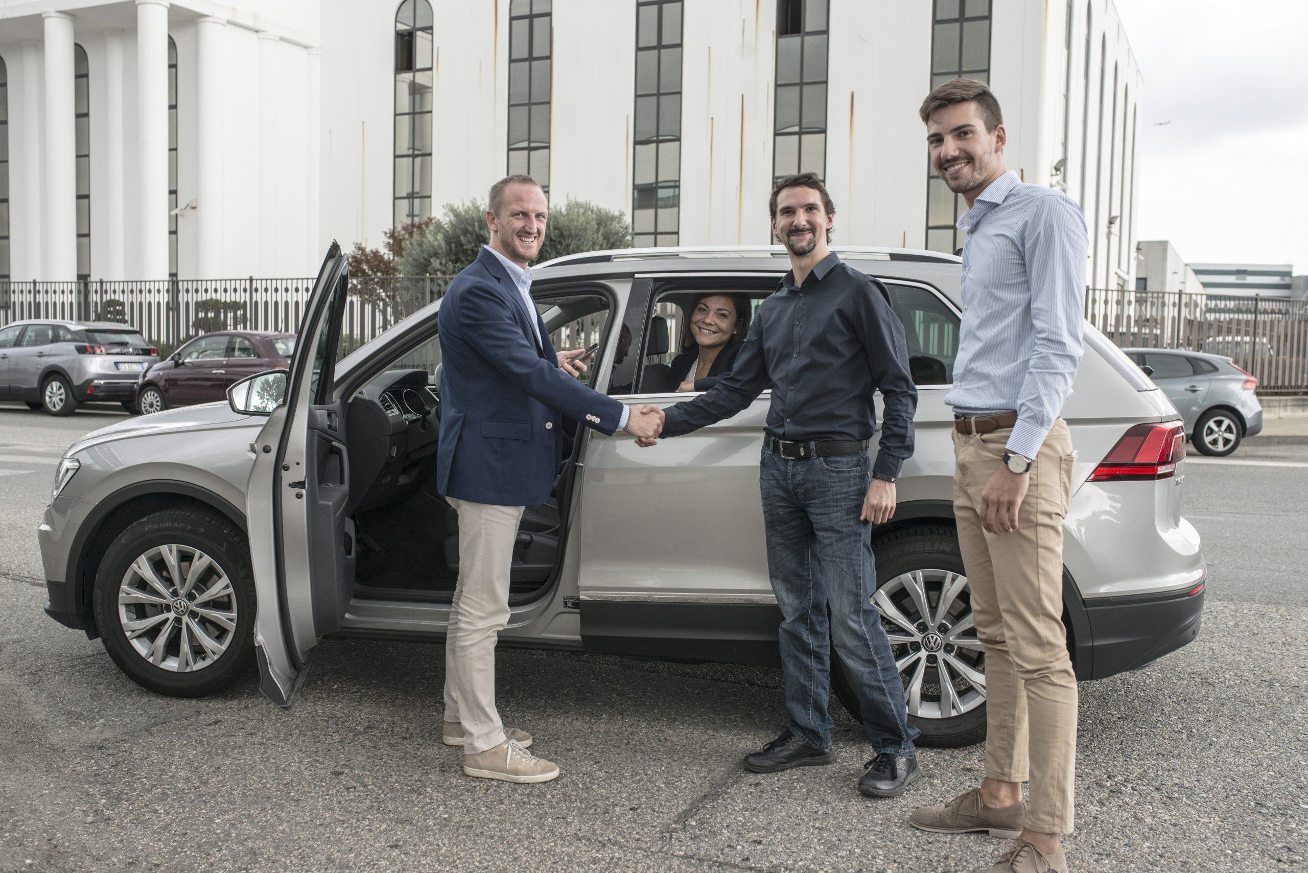 3 Condividere L'auto Per Andare A Lavoro Con Il Carpooling Aziendale Di Jojob
