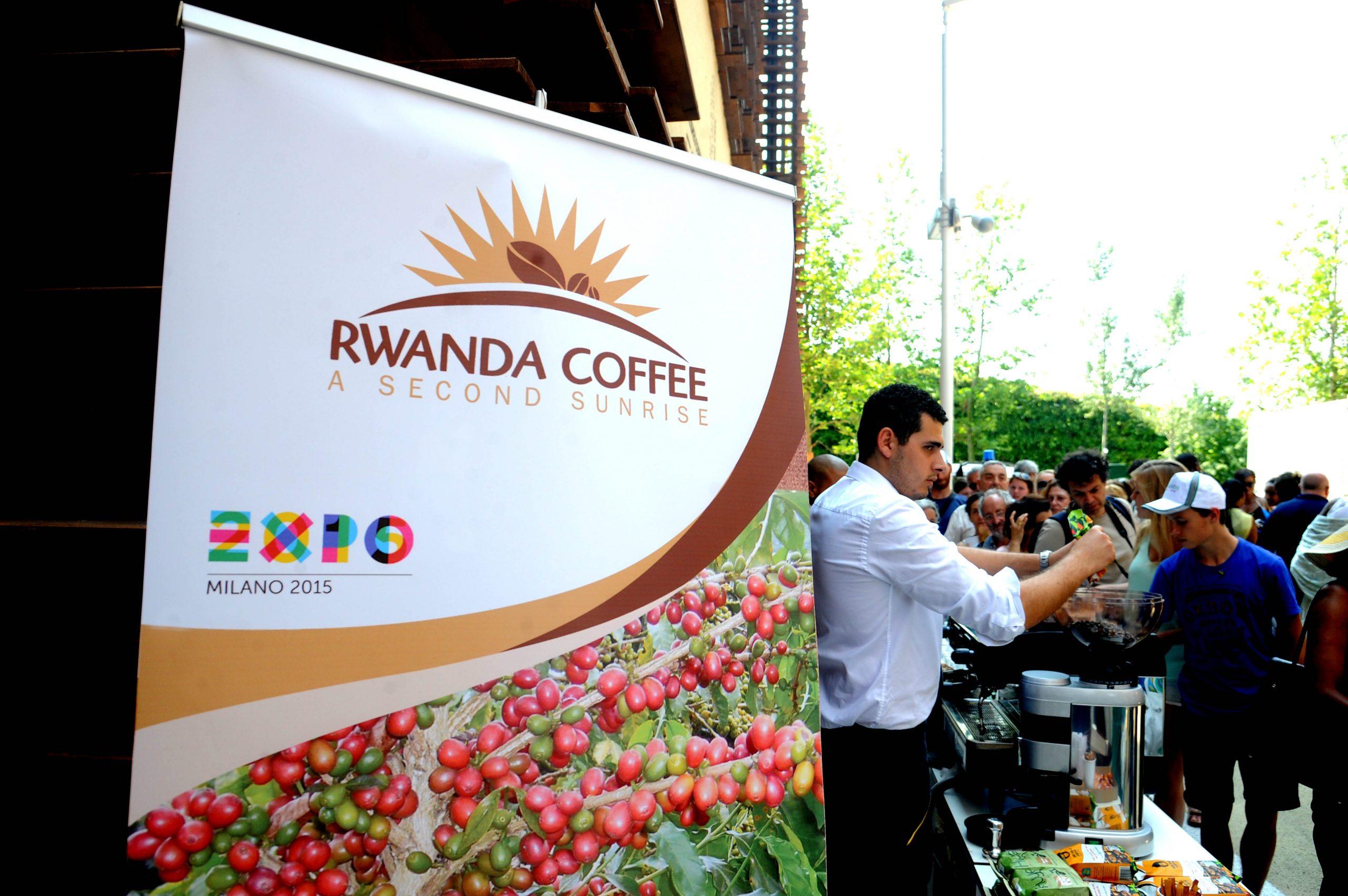 Il Rwanda nel cluster del caffè