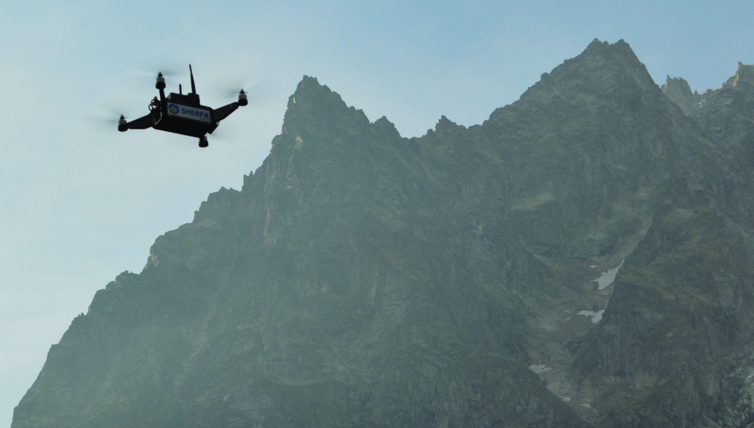 Airborne il drone