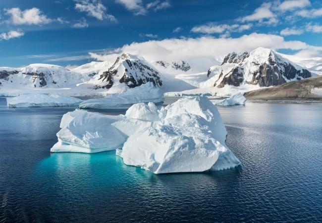 Antartide si sta ritirando