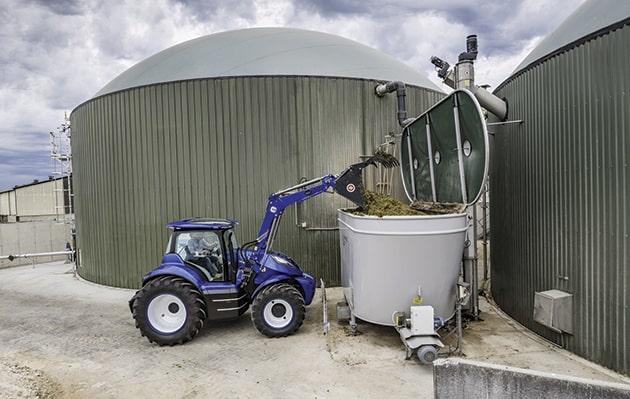 Impianto a biometano