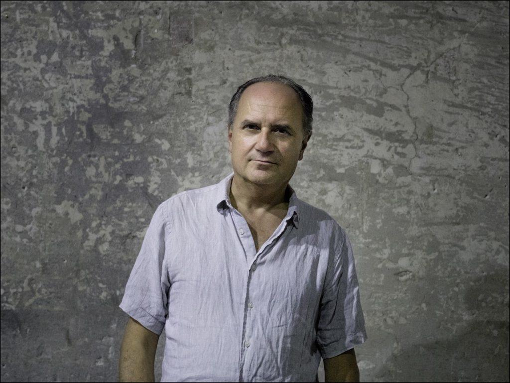 Il poeta Claudio Damiani