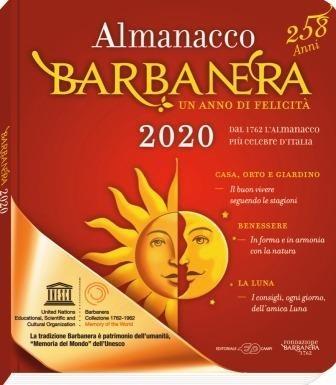 cover Almanacco Barbanra 2020
