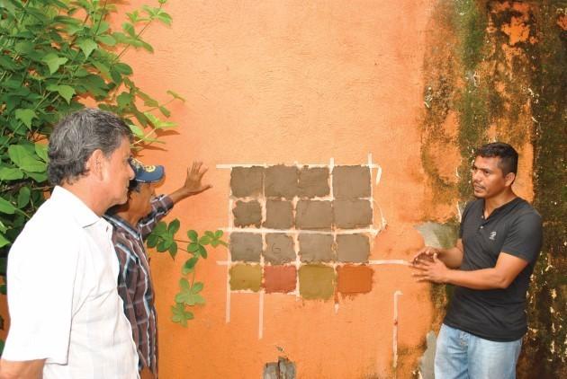 In Messico mattoni di speranza