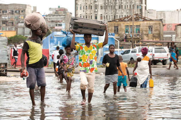 Mozambico ciclone Idai