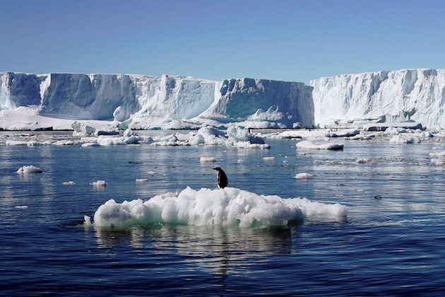 East Antartica immage