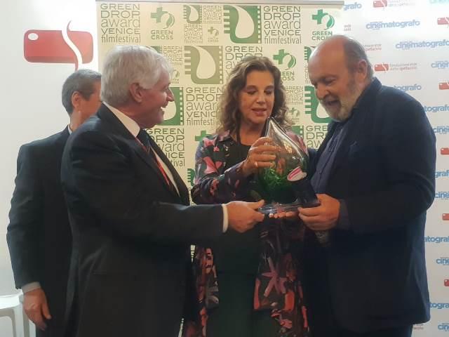 premiazione Green Drop Award 2019