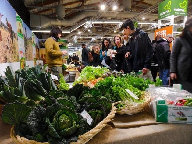 Firenze Bio, la mostra mercato dei prodotti biologici
