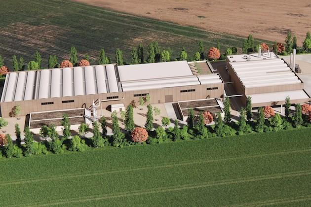 Impianto Biometano Asja Ambiente Italia