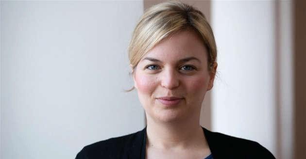 primo piano di Katharina Schulze