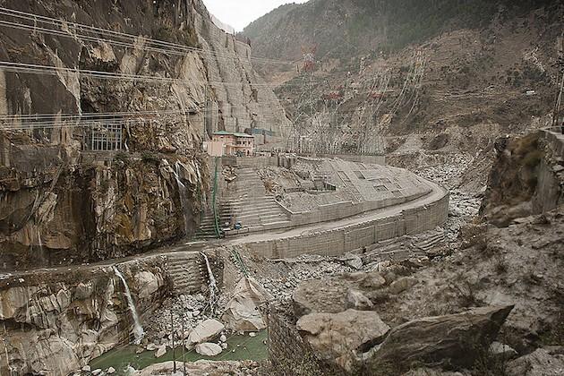 Impianto Idroelettrico Di Karcham Wangtoo