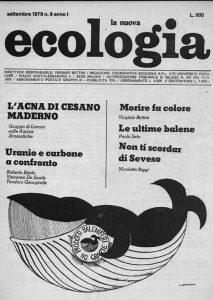 Nuova Ecologia sett 1979