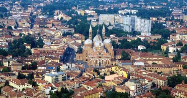 Padova emergenza climatica
