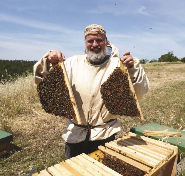 Paolo Fontana apicoltore