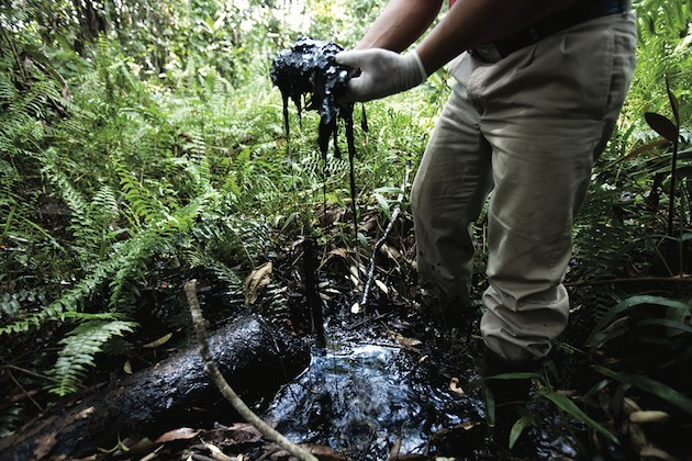 petrolio Amazzonia