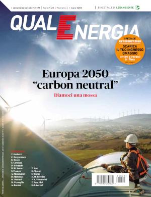 Copertina Qualenergia 4-2019