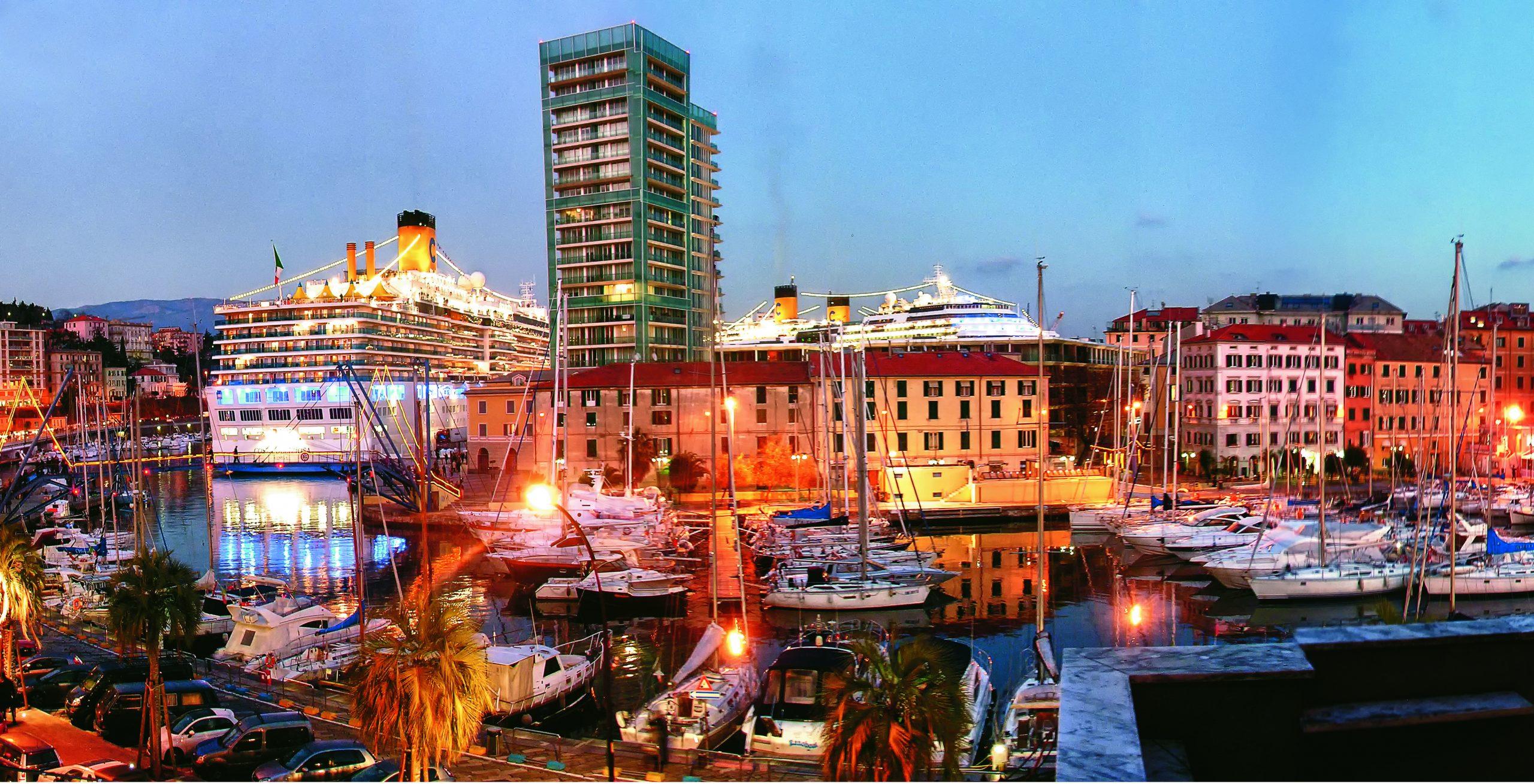 Savona, prima città con certificazione Leed