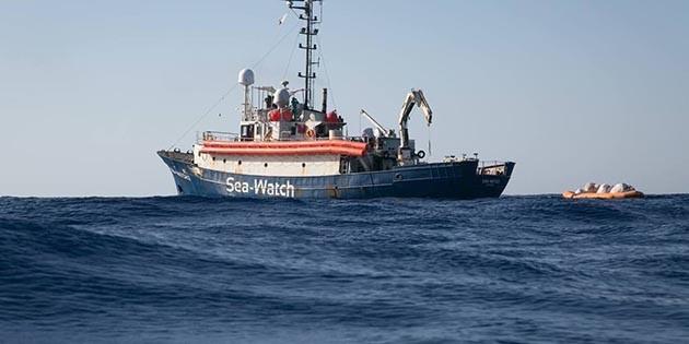Sea Watch e Sea Eye
