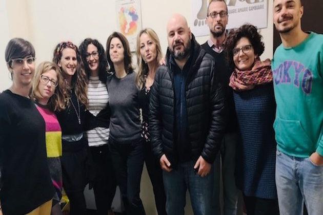"""Trimboli e gli altri gestori del ristorante """"La Collinetta"""""""