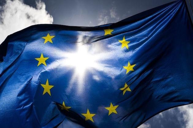 Immagine della bandiera dell'UE