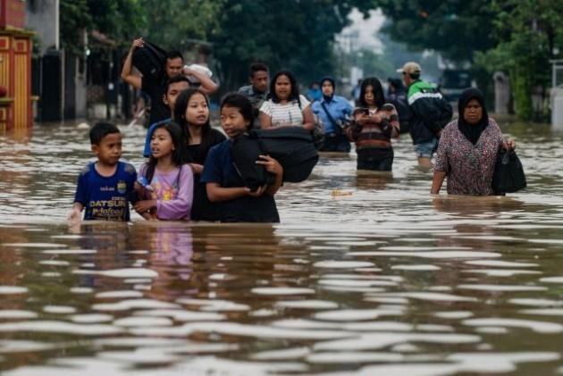 Alluvione in Indonesia