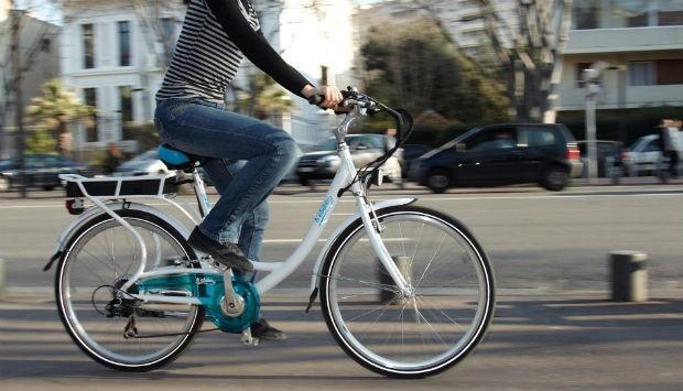 A scuola di bicicletta