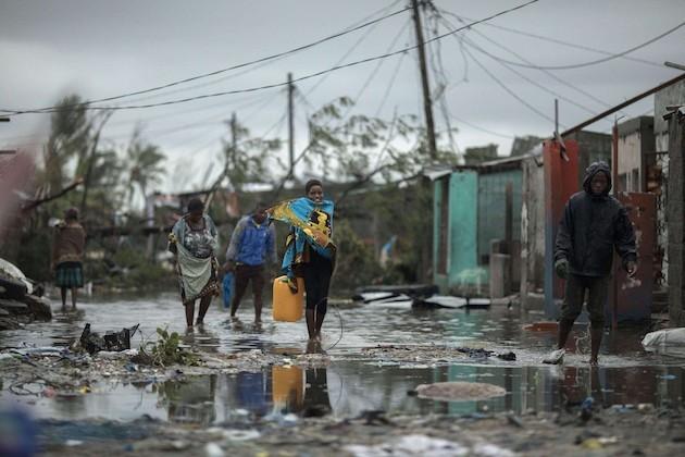 Ciclone Idai, un villaggio devastato