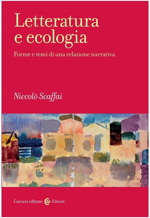 Letteratura e ecologia