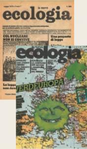 La Nuova Ecologia cover