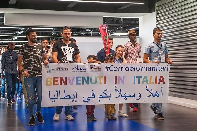 Corridoi Umanitari Italia