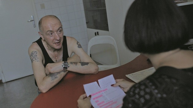 fotogramma del documentario Corte Battera