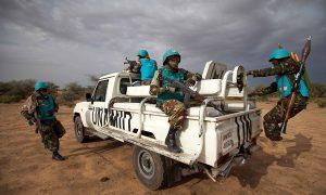 Unamid in Darfur